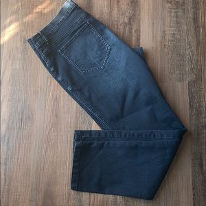 New York & Company petite low rise skinny jeans